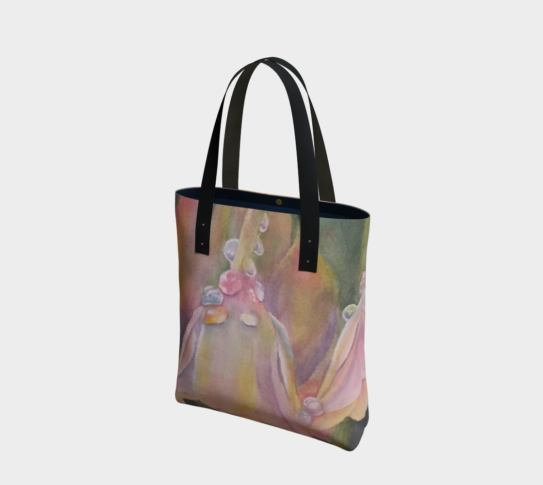 Pastel Bell Tote Bag preview