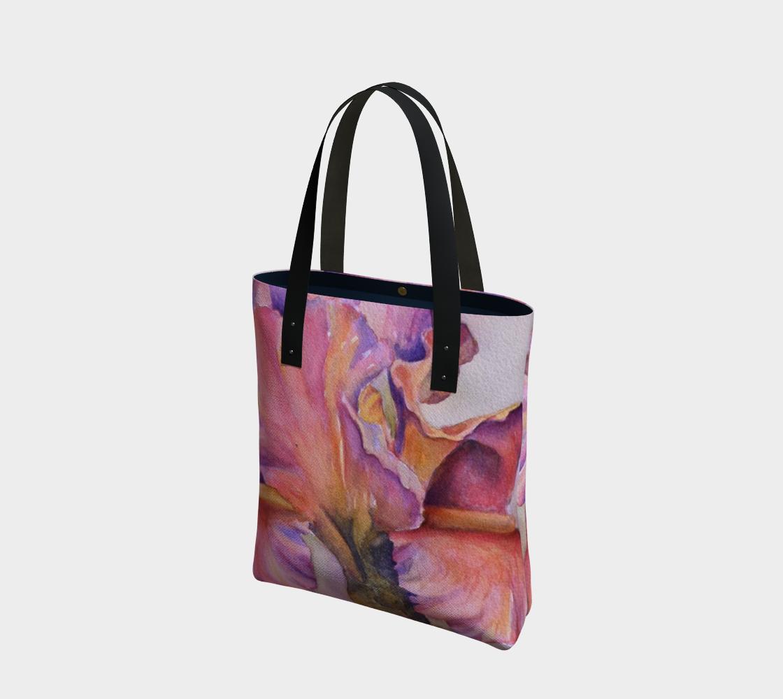 Aperçu de Pretty Pink Iris