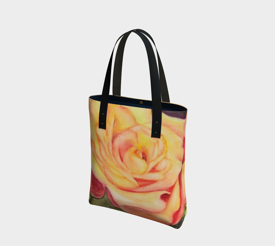Mellow Yellow Rose preview