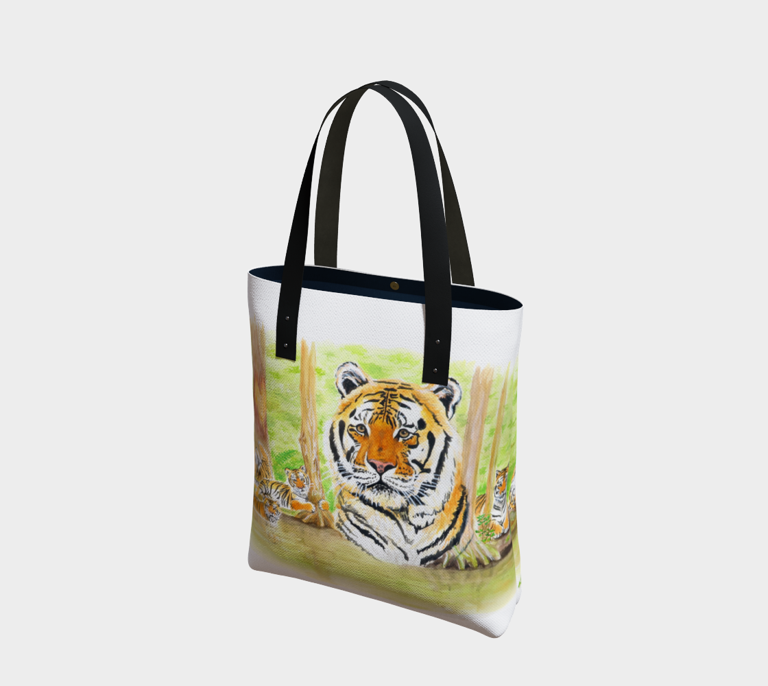 Seth Tiger Tote2 preview