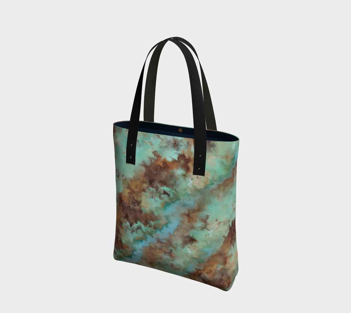 Bisbee Blue Tote preview