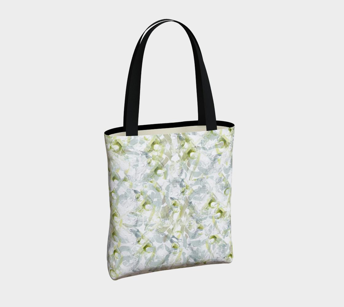 Spring Equinox Tote Bag by Laura Davis Art Studio preview #4