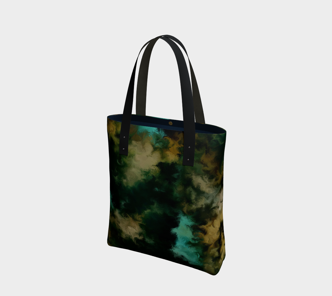 Royston Green Cloud Tote Bag preview