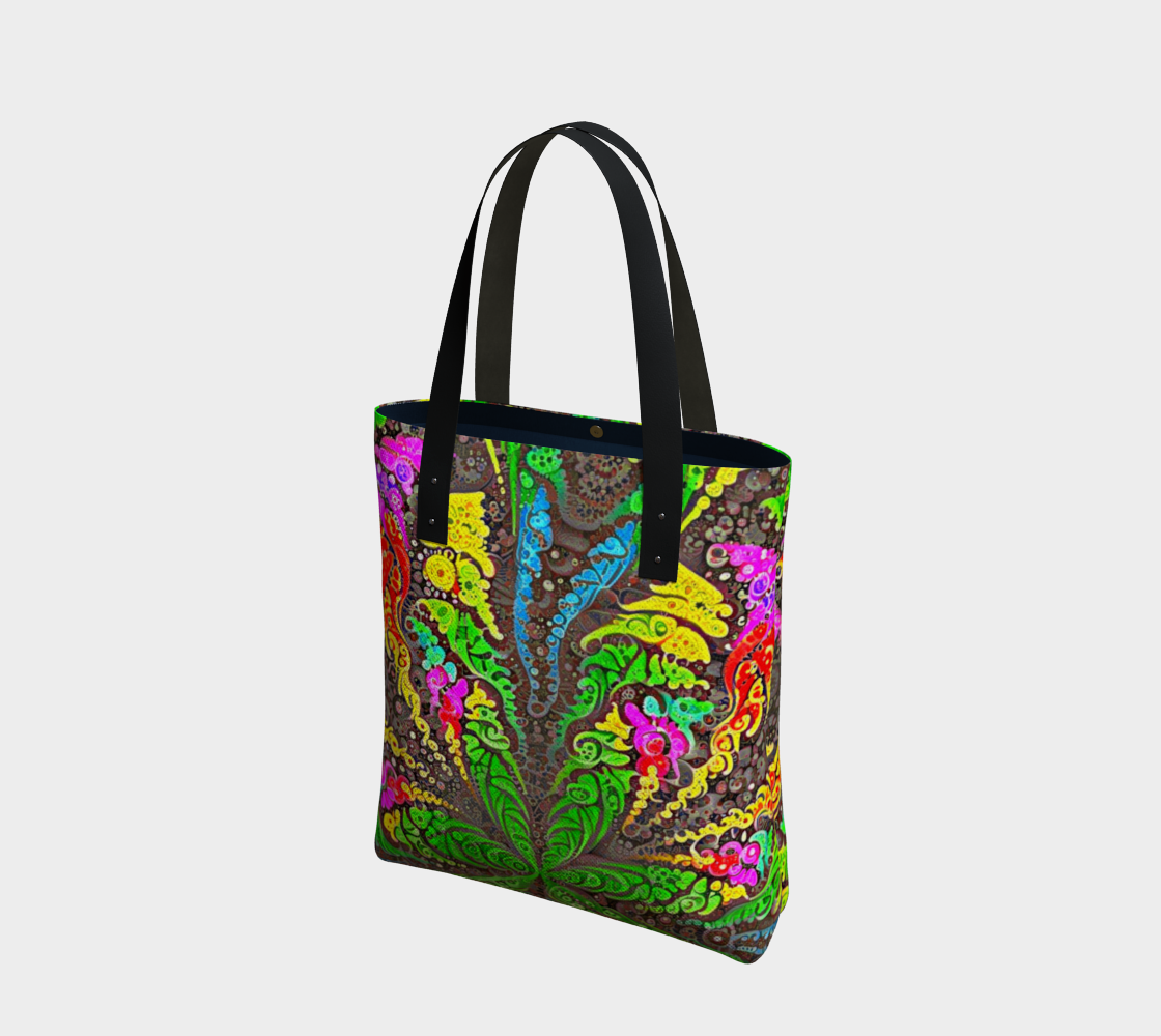 A Peculiar Plant Tote preview