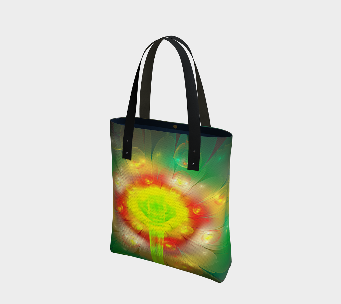 Yellow Flower Tote preview