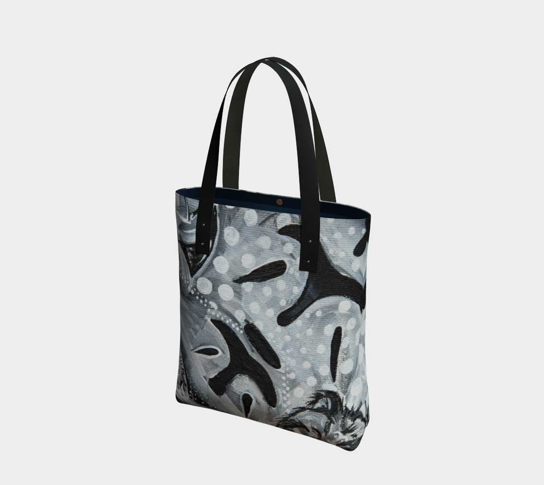 BW Petro Canvas Tote preview