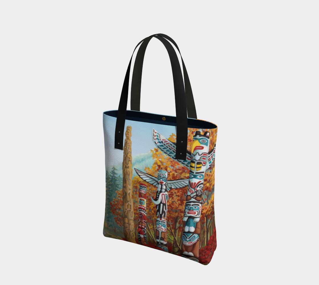 Vancouver Canada Souvenir Tote Bags preview