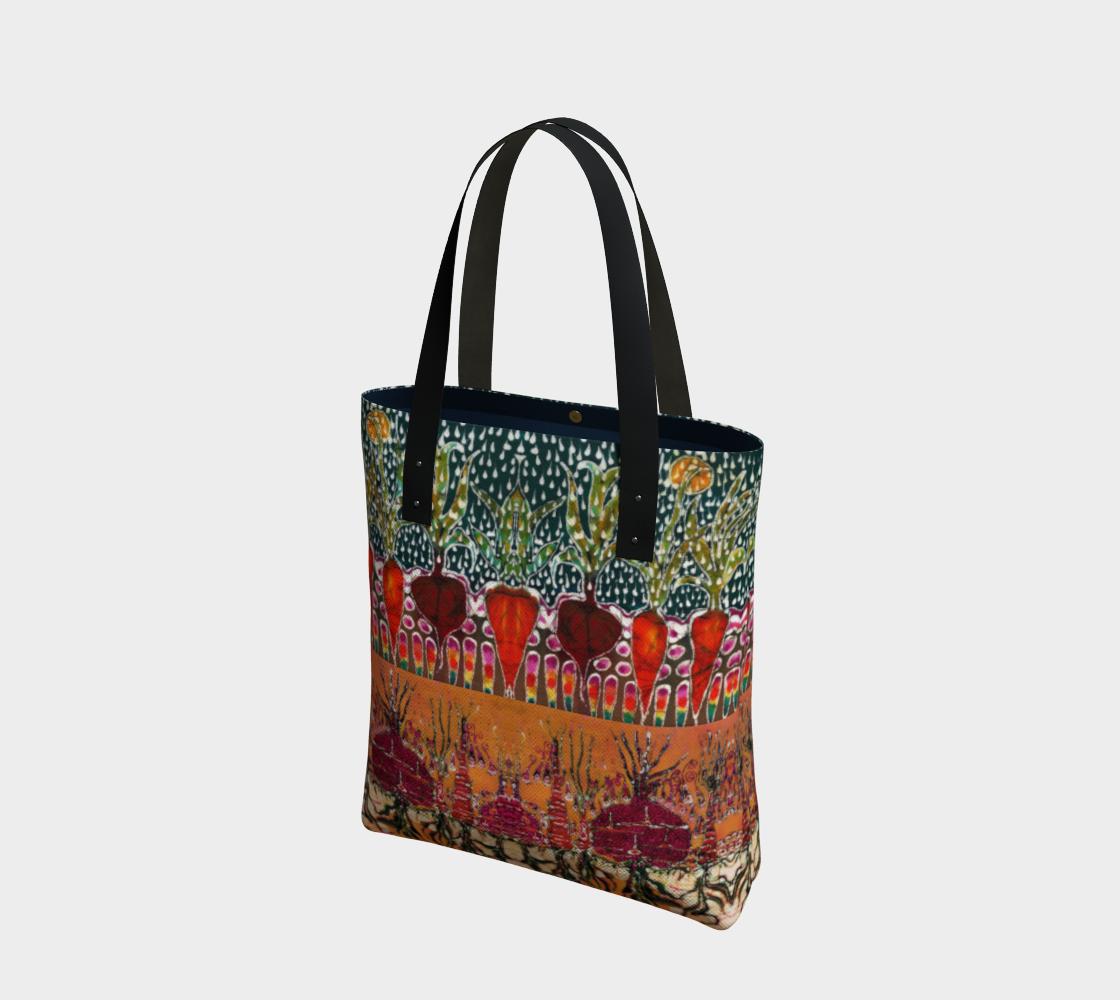 Sun and Rain Garden Tote Bag preview