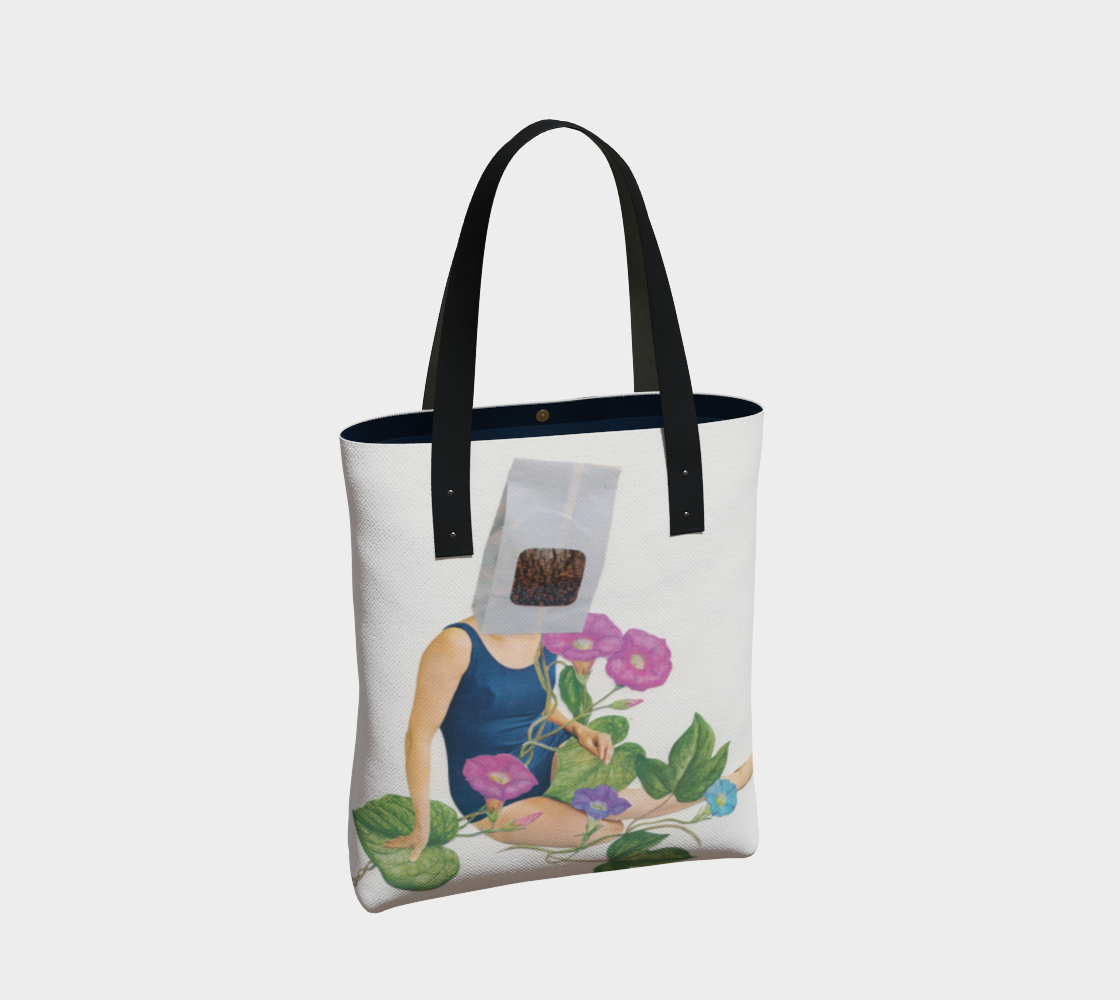 Morning Glory Tote preview #2