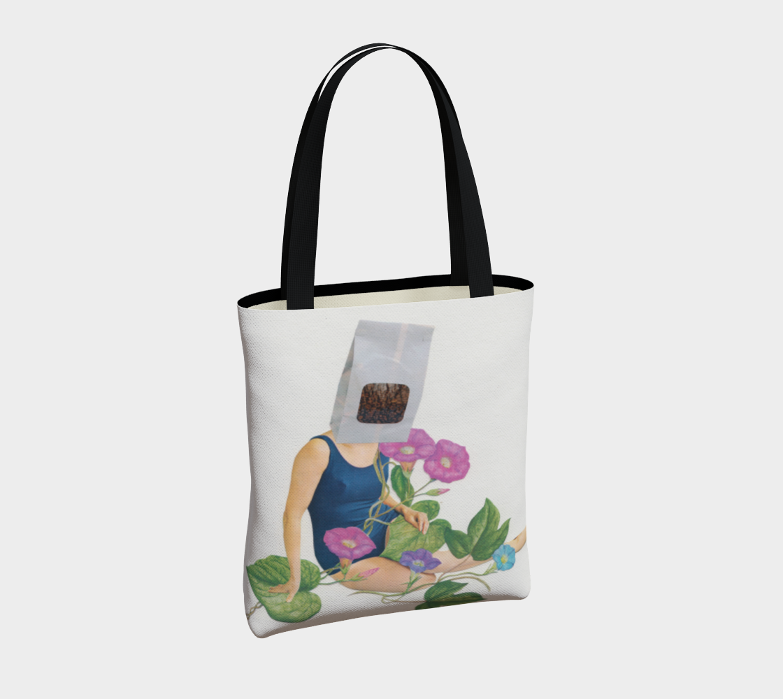 Morning Glory Tote preview #4