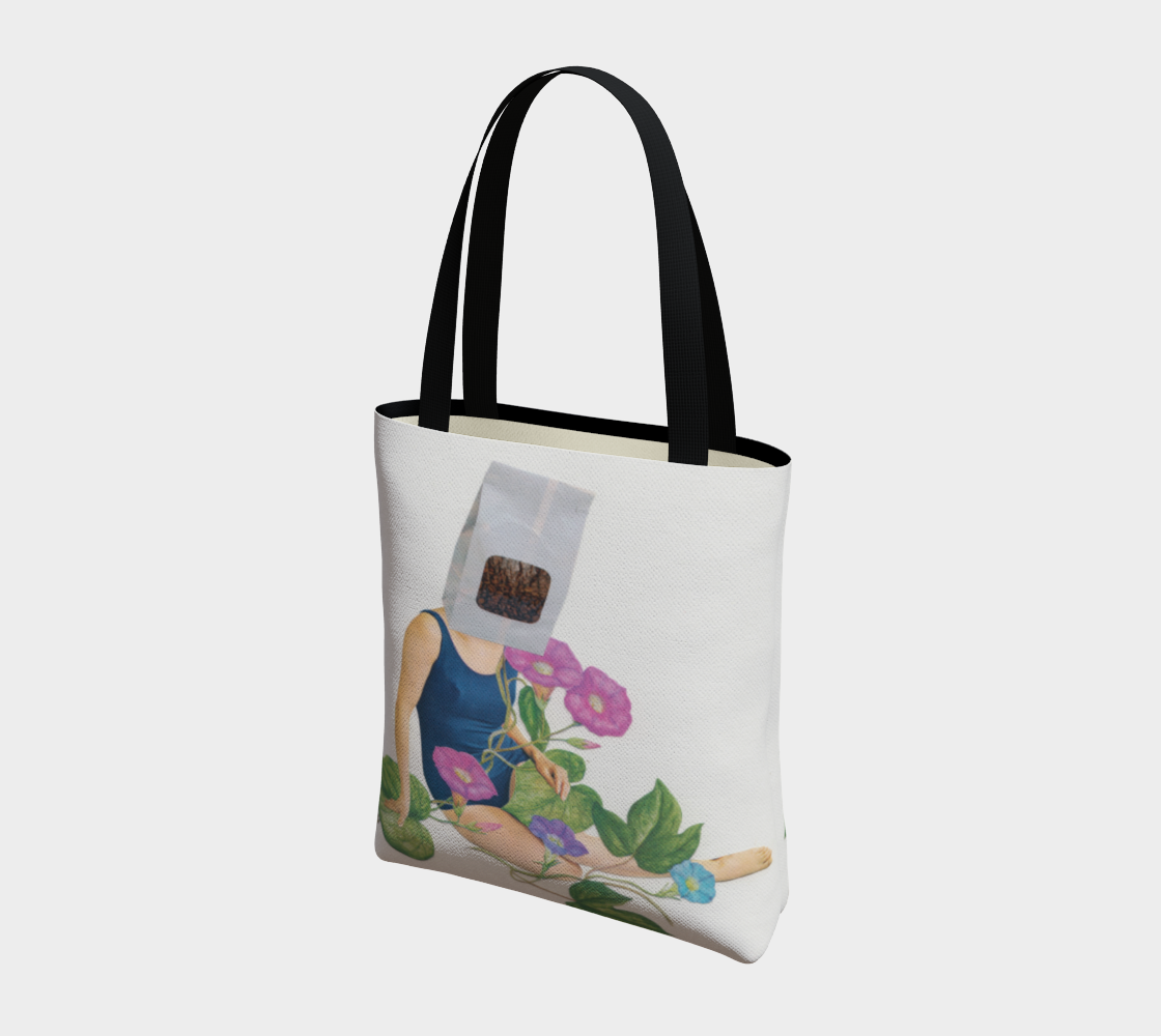 Morning Glory Tote preview #3