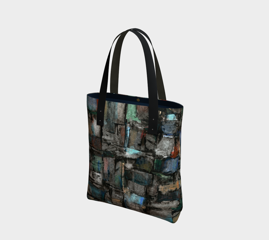Ancient Ruins Tote preview