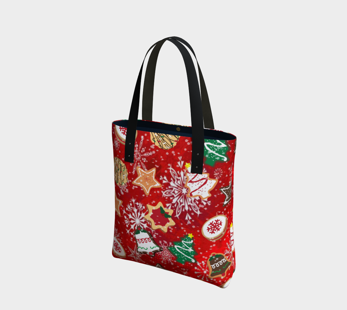 Christmas Cookies Tote Bag preview