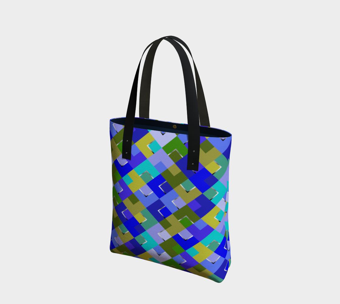 Fresh Aqua – Carry all preview