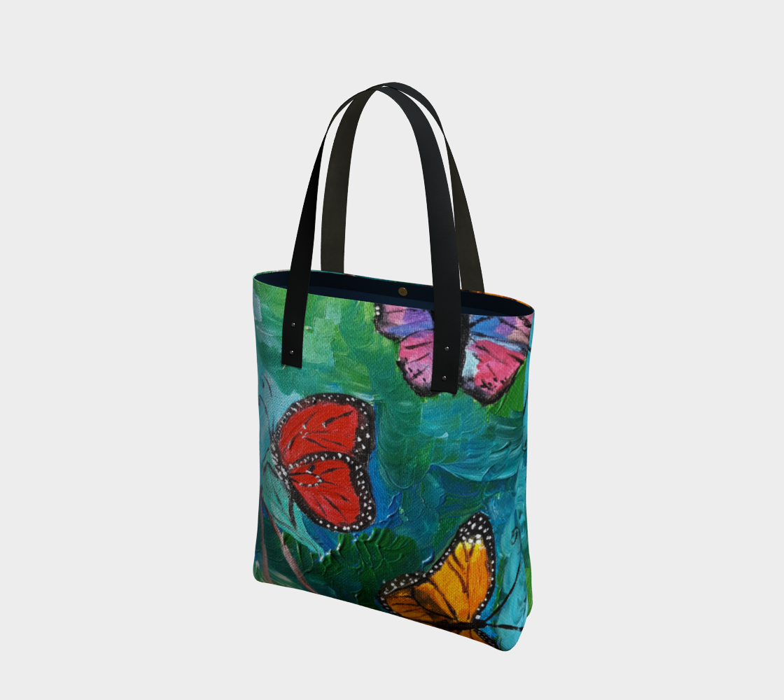BUTTERFLY TOTE BAG preview