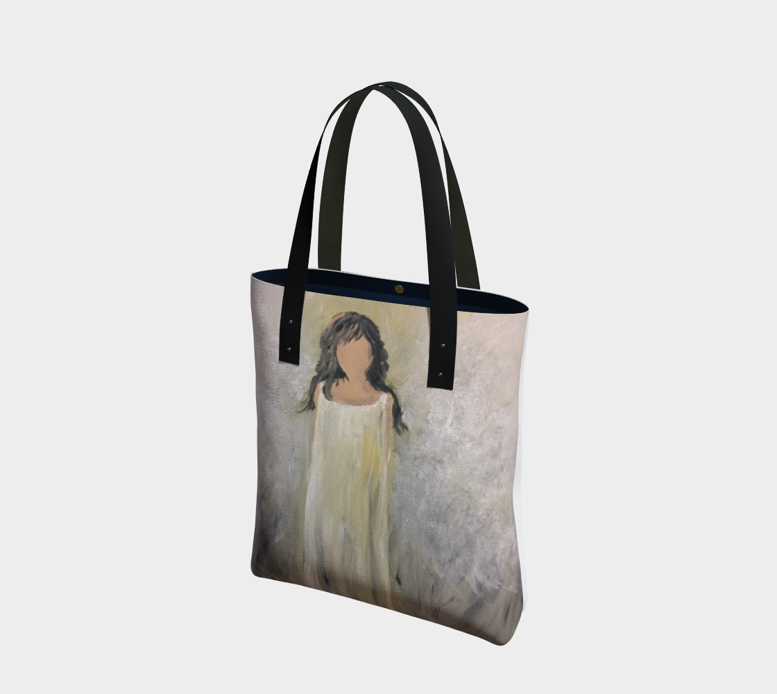 Angel Light Tote By Karen Pedevilla preview