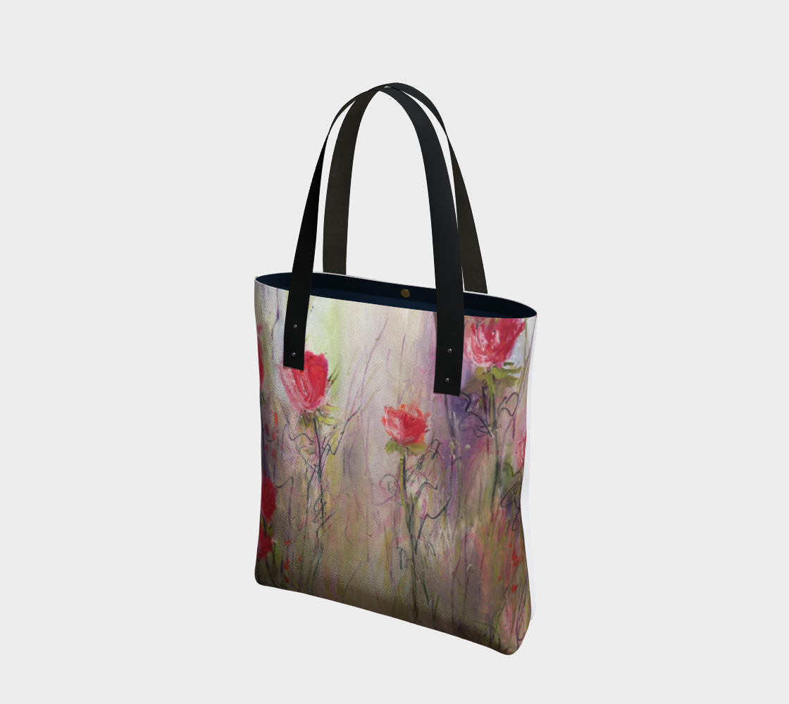 Serenity Tote by Karen Pedevilla preview