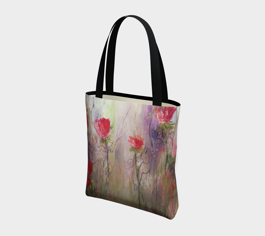 Serenity Tote by Karen Pedevilla preview #3
