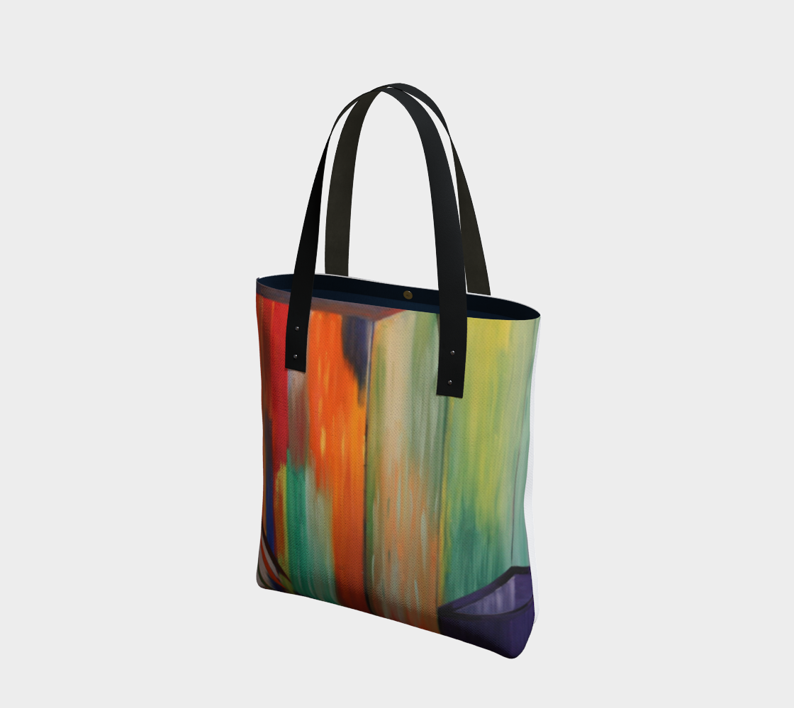 Color Happy Tote by Abby Needler preview