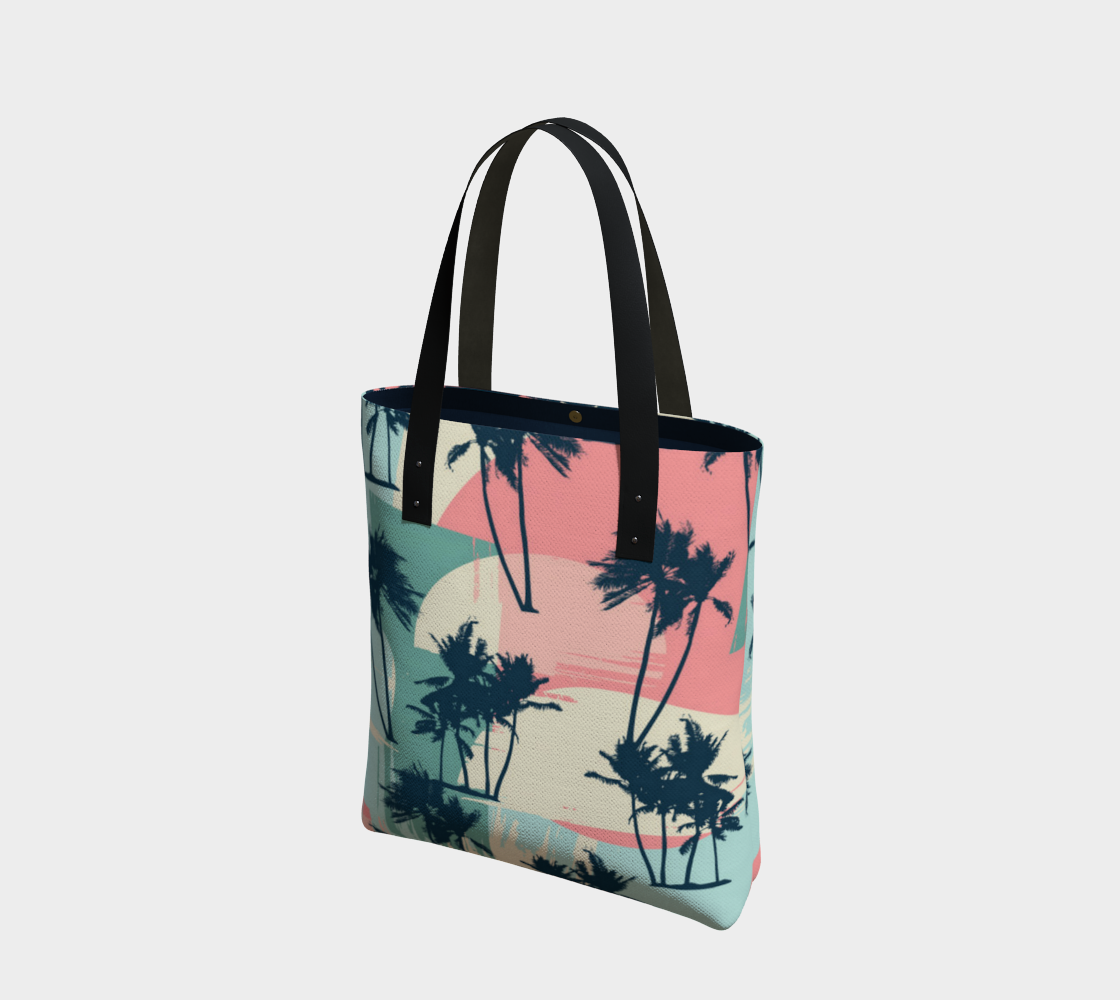 Vintage Style Abstract Tropical preview