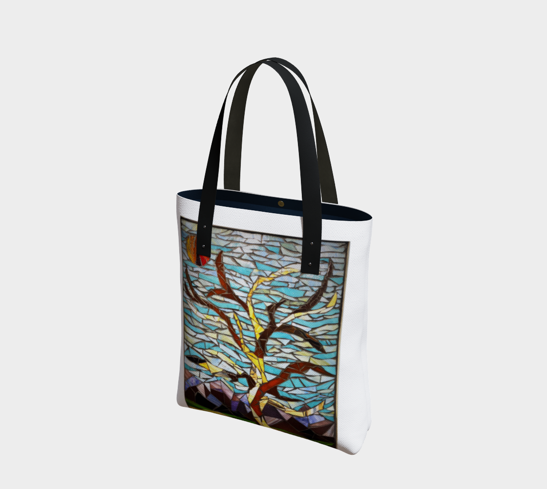 Marigold Mosaics Tote 3 by Nicole Staab Marigold preview