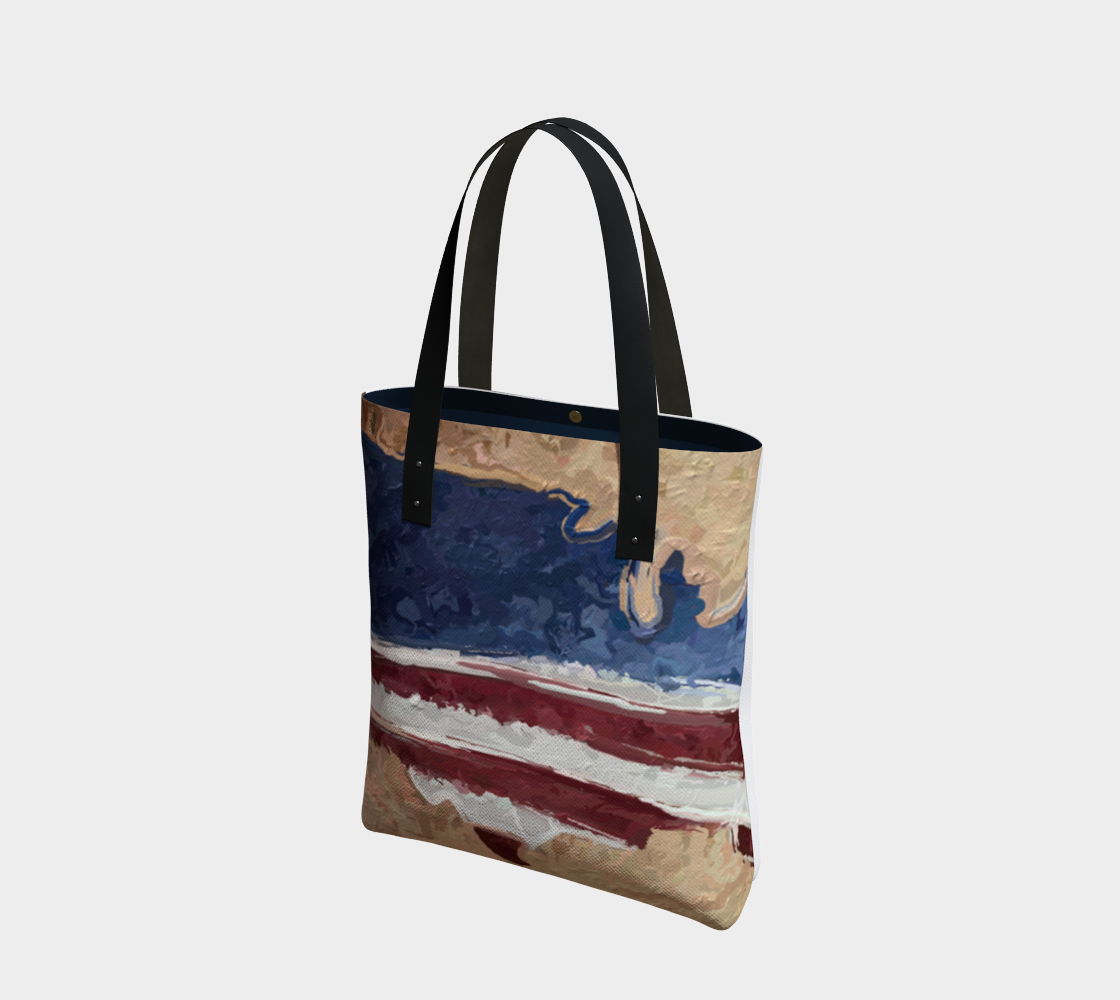 Amber Waves of Grain Tote by Bryan Bromstrup preview