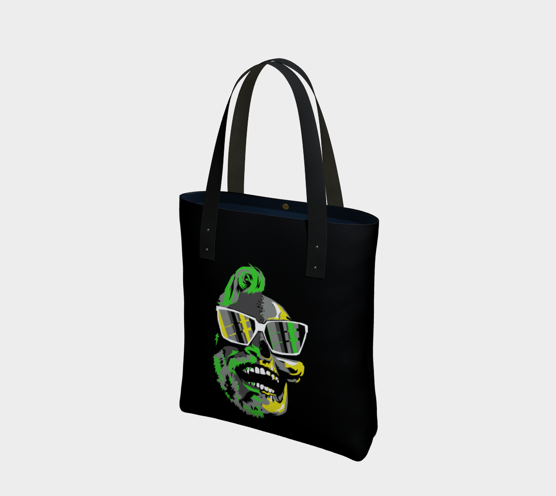 Mean Mister Nickel Tote preview