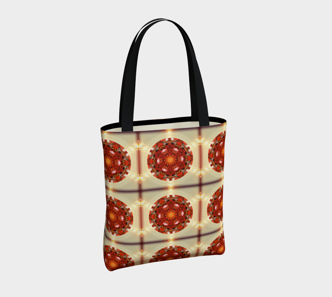 """Ambrosia """"Queen Bee"""" Tote 2 preview #4"""