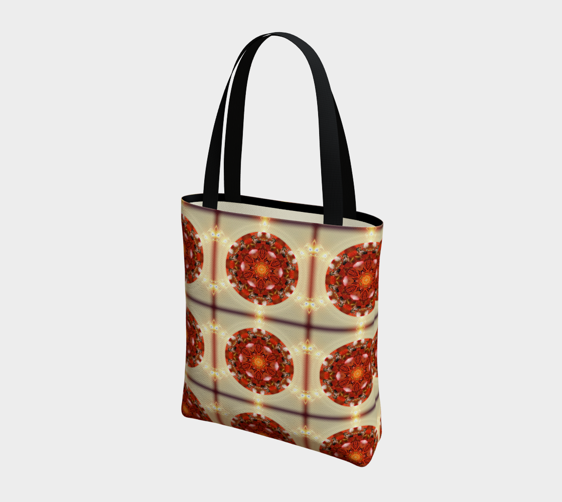 """Ambrosia """"Queen Bee"""" Tote 2 preview #3"""
