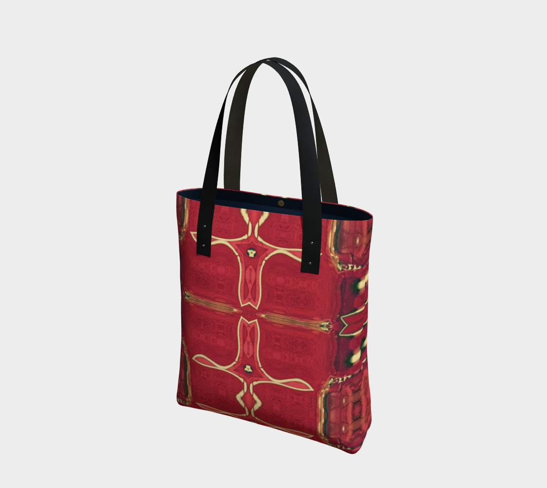 Red Ice Royal Red Tote preview