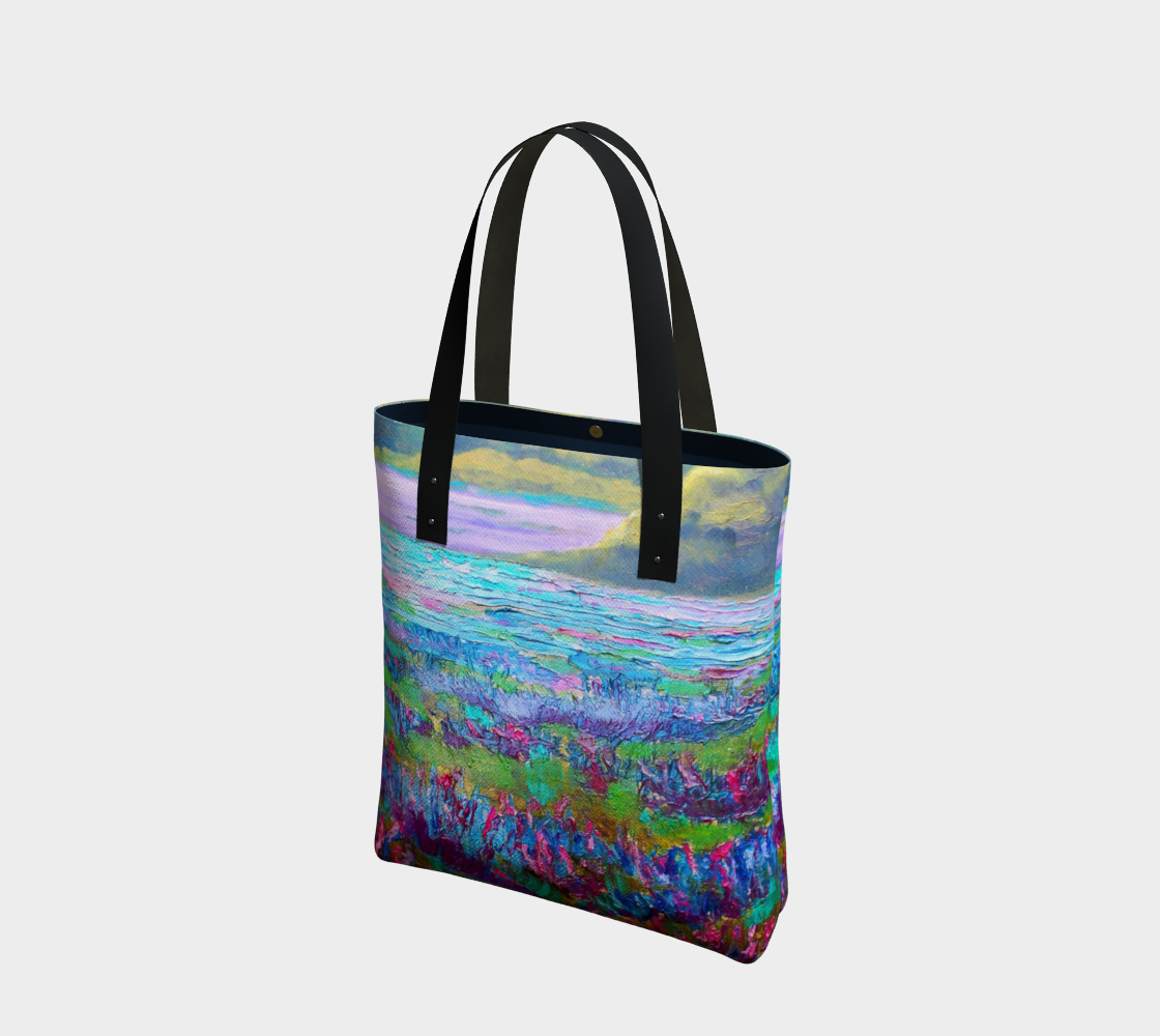 Statice-Fying Tote Bag preview