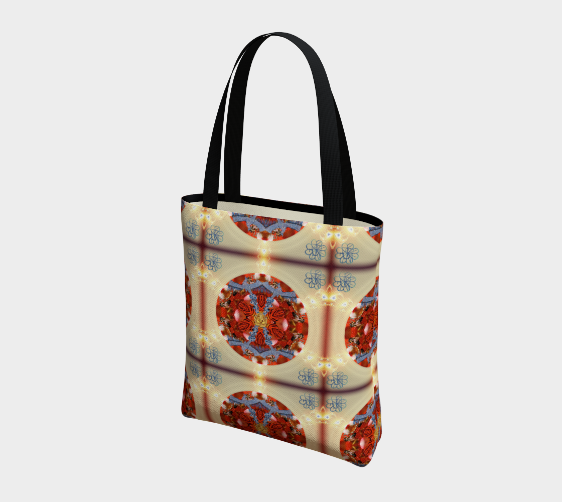 I AM BEcoming Tote Bag preview #3