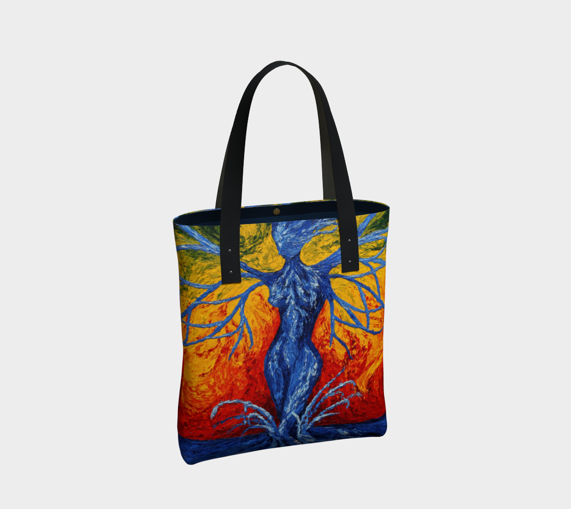 Badb Canvas tote preview #2
