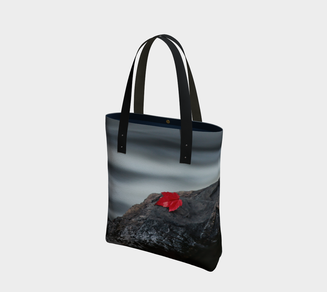 Maple Rocks Tote Bag preview