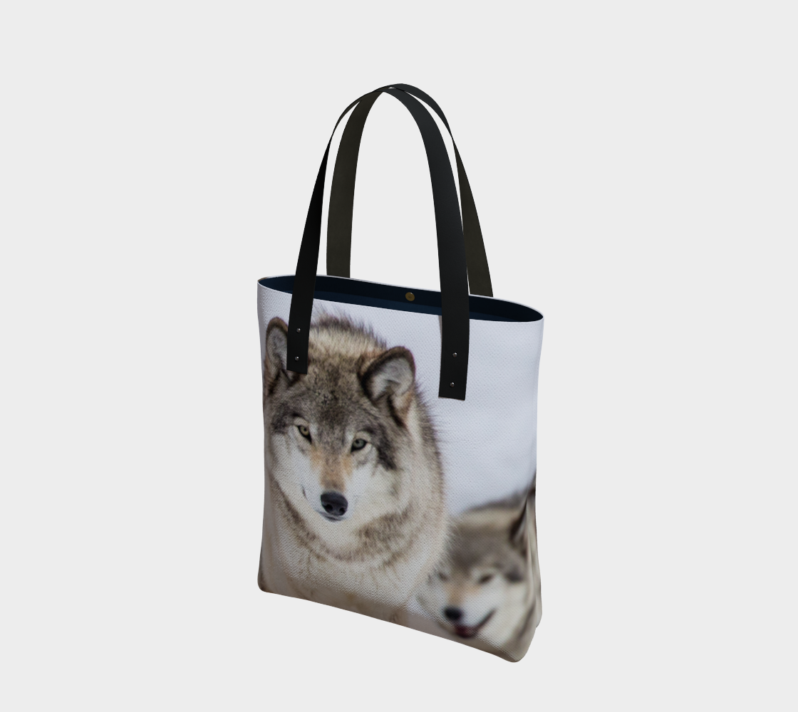 Wolf Tote Bag preview #1