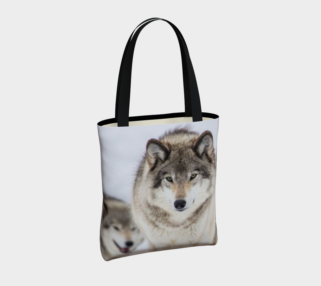 Wolf Tote Bag preview #4