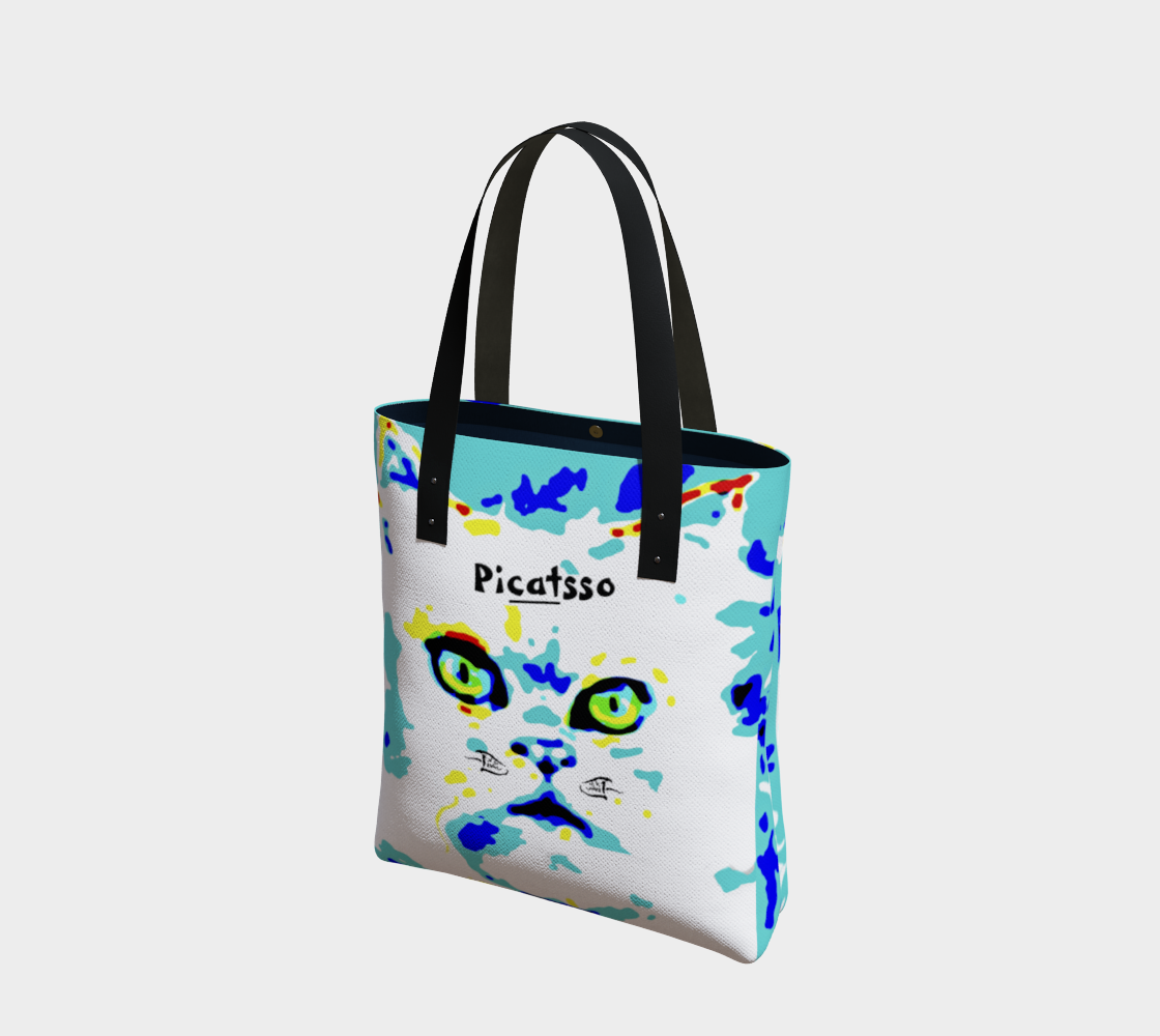 Picatsso / Official Crazy Catnip Dance Party Carryall preview