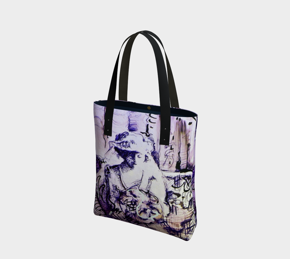 Her Special Day / Bridal-Neccessity Tote  Bag preview