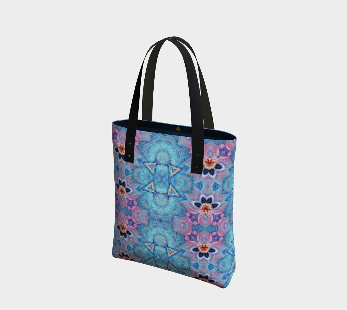 Fire Maiden / Flower Party Personal Tote preview