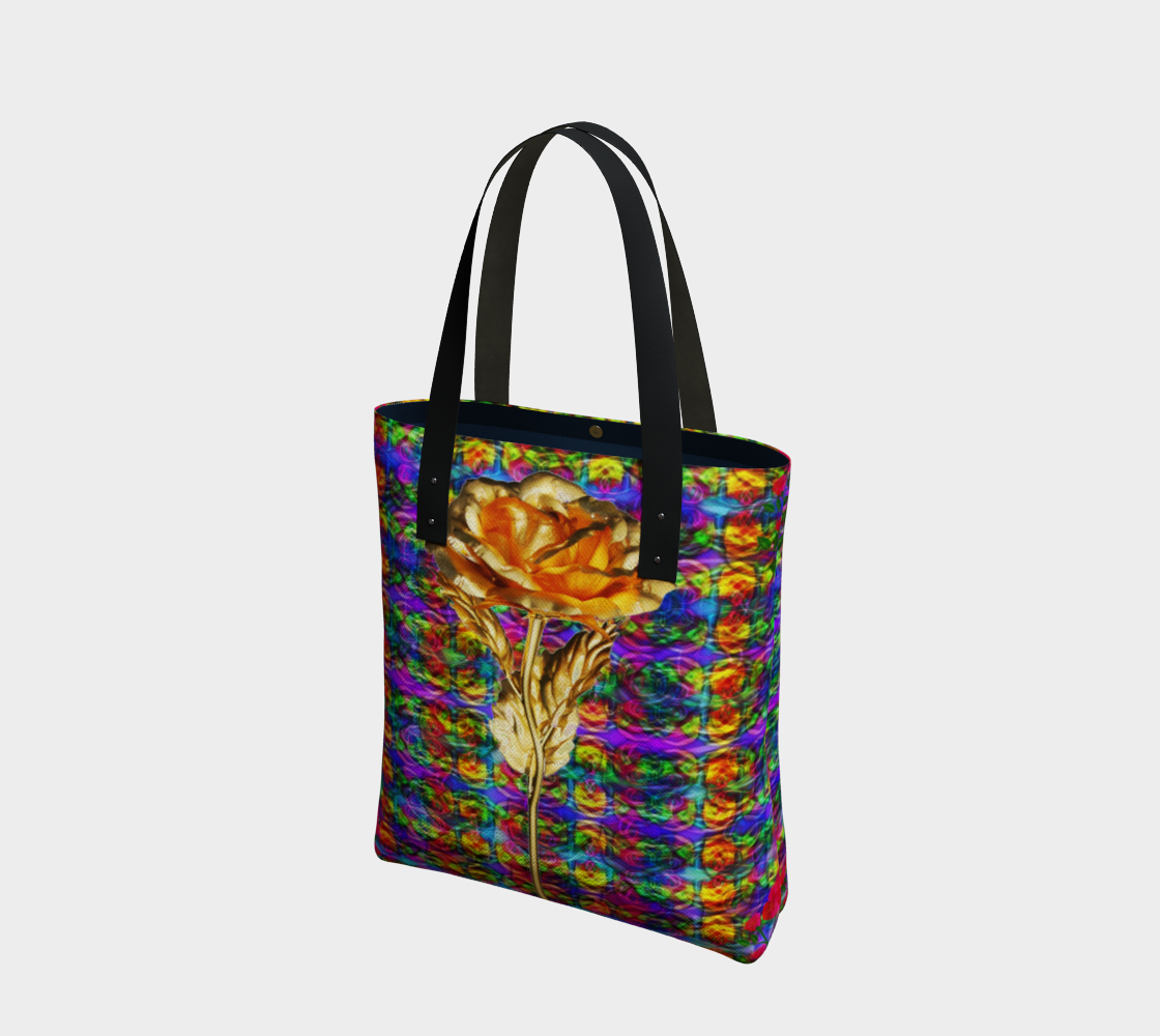 GoldenRose tote preview