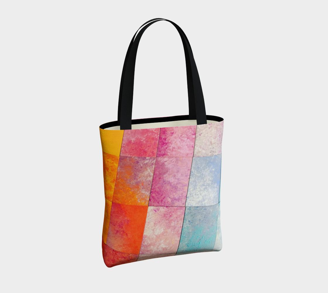Aperçu de diagonal color blocks #4