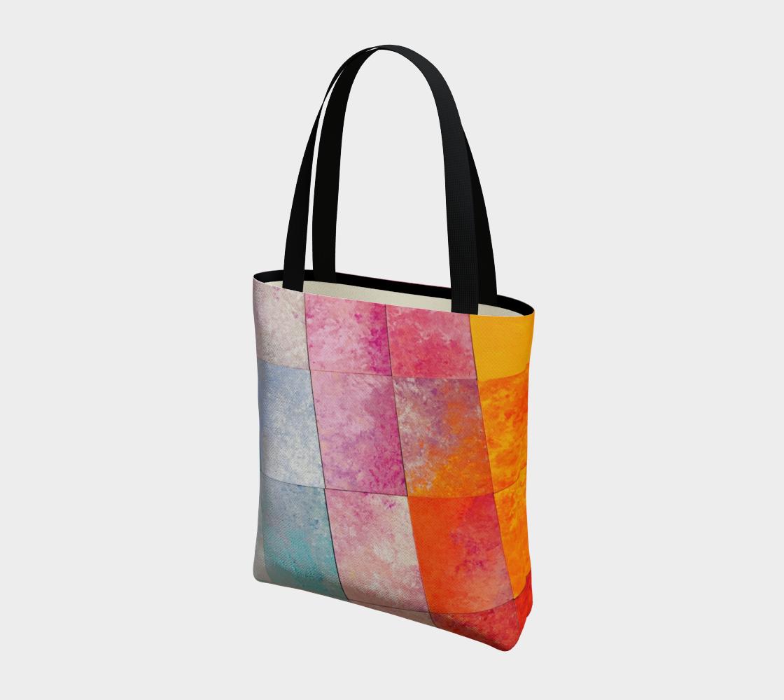 Aperçu de diagonal color blocks #3