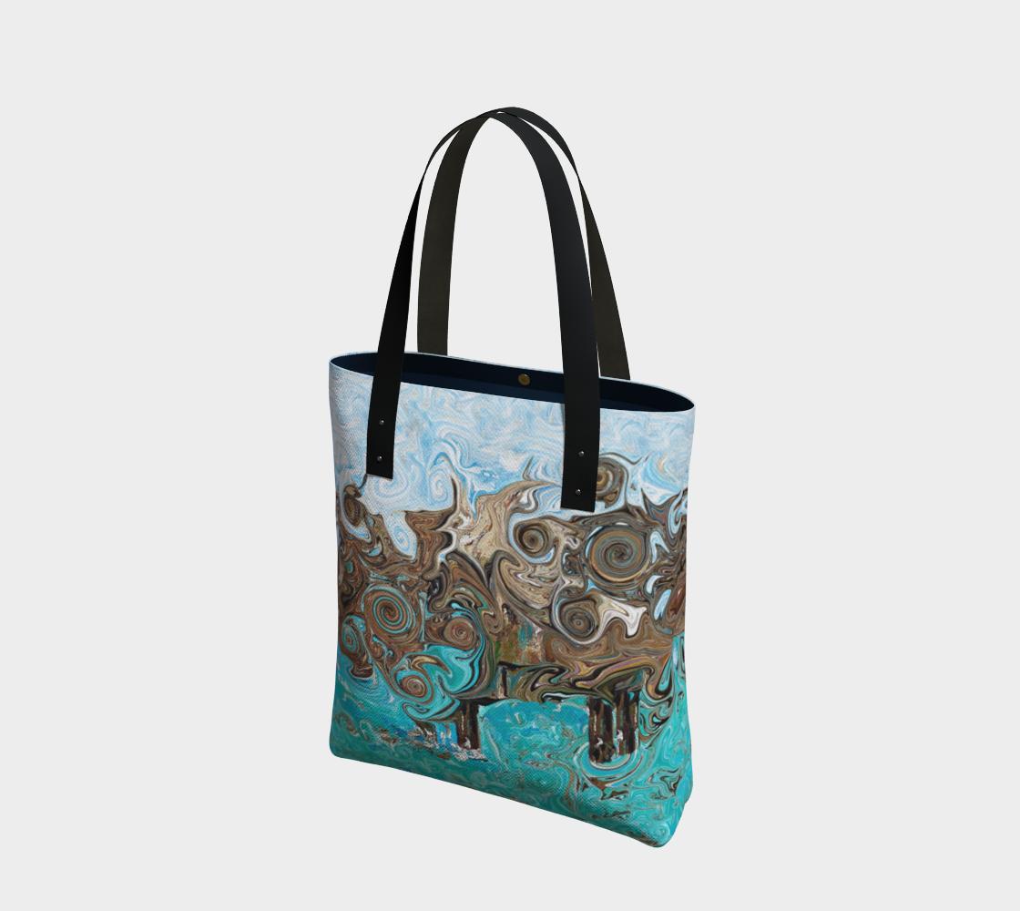 Tote Bag - Little Lamb artwork aperçu