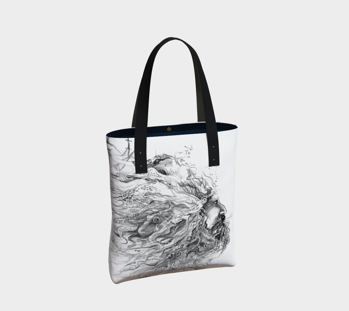 Aperçu de Poseidon Tote Bag #2