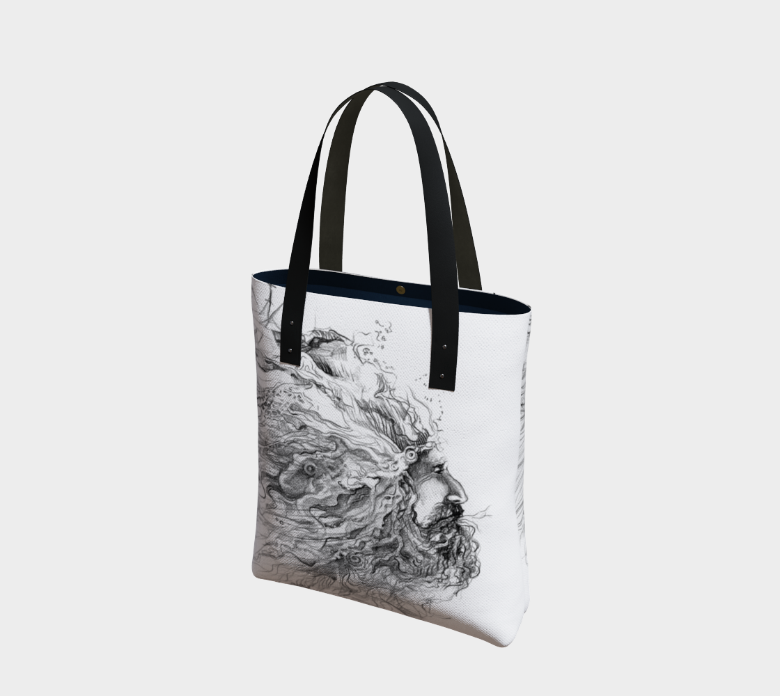 Poseidon Tote Bag preview