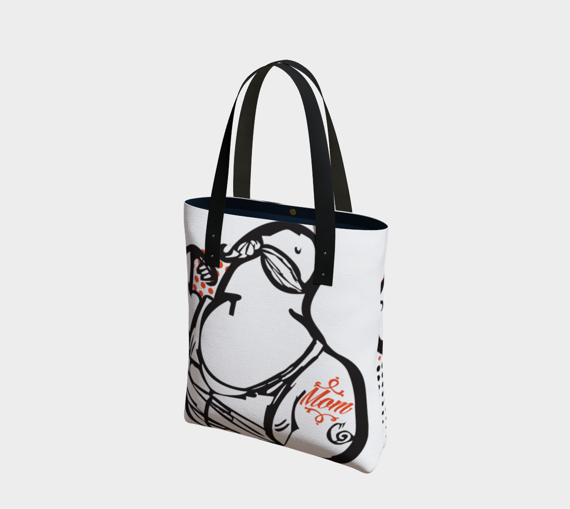 STRONGMAN MOM TOTE preview