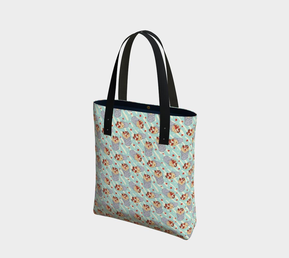 Donair Tote Bag preview