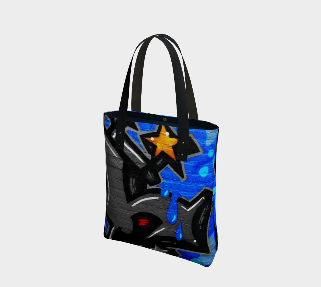 Graffiti 3 Tote Bag preview