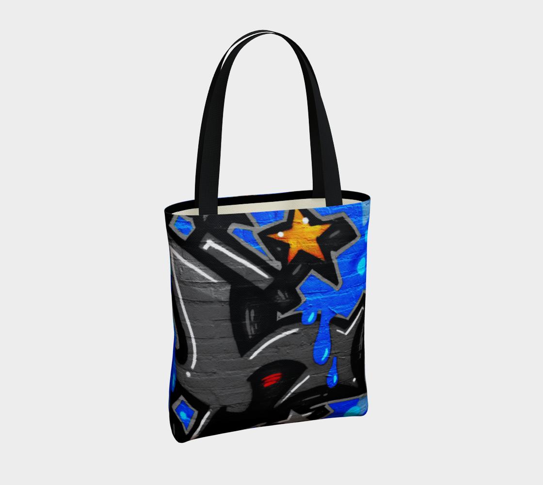 Graffiti 3 Tote Bag preview #4