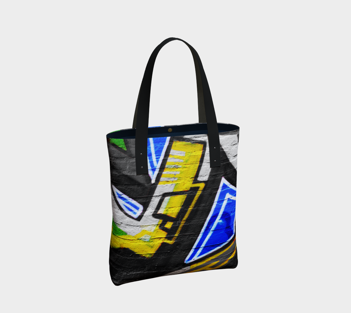 Graffiti 6 Tote Bag preview #2